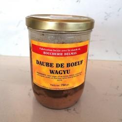 Daube de bœuf Wagyu