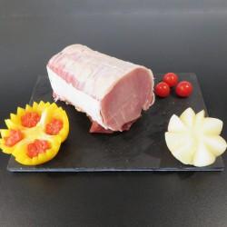 Rôti de porc dans le filet