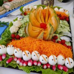 Assortiment 3 salades...
