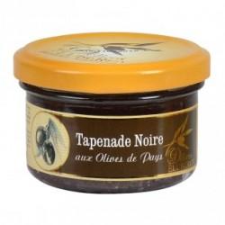 Tapenade - Olives noires à...