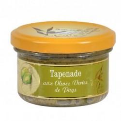 Tapenade - Olives vertes à...