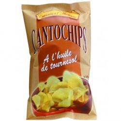 Chips à l'ancienne à...