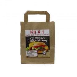 "Kit Hamburger ""par 1"""