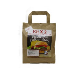 "Kit Hamburger ""par 2"""