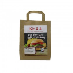 "Kit Hamburger ""par 4"""