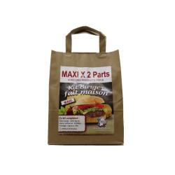 "Kit Hamburger ""Maxi par 2"""