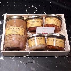 Panières & Coffrets Cadeaux